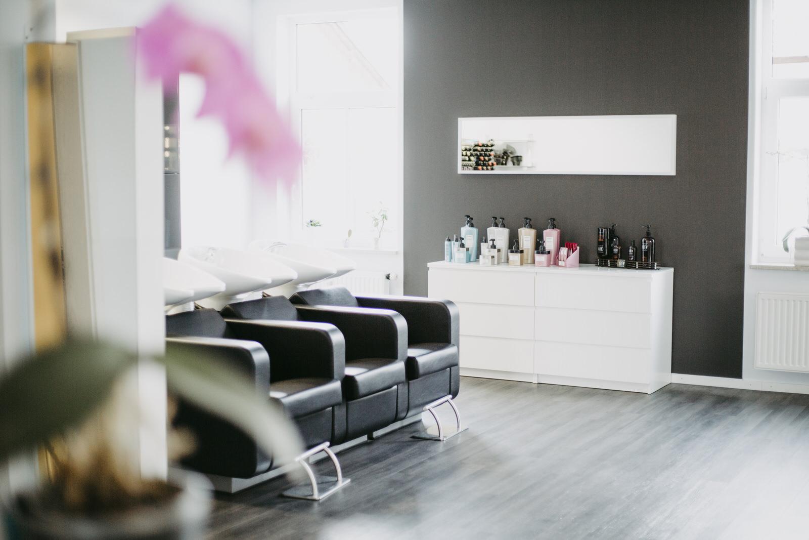 Bilder von unserem Salon