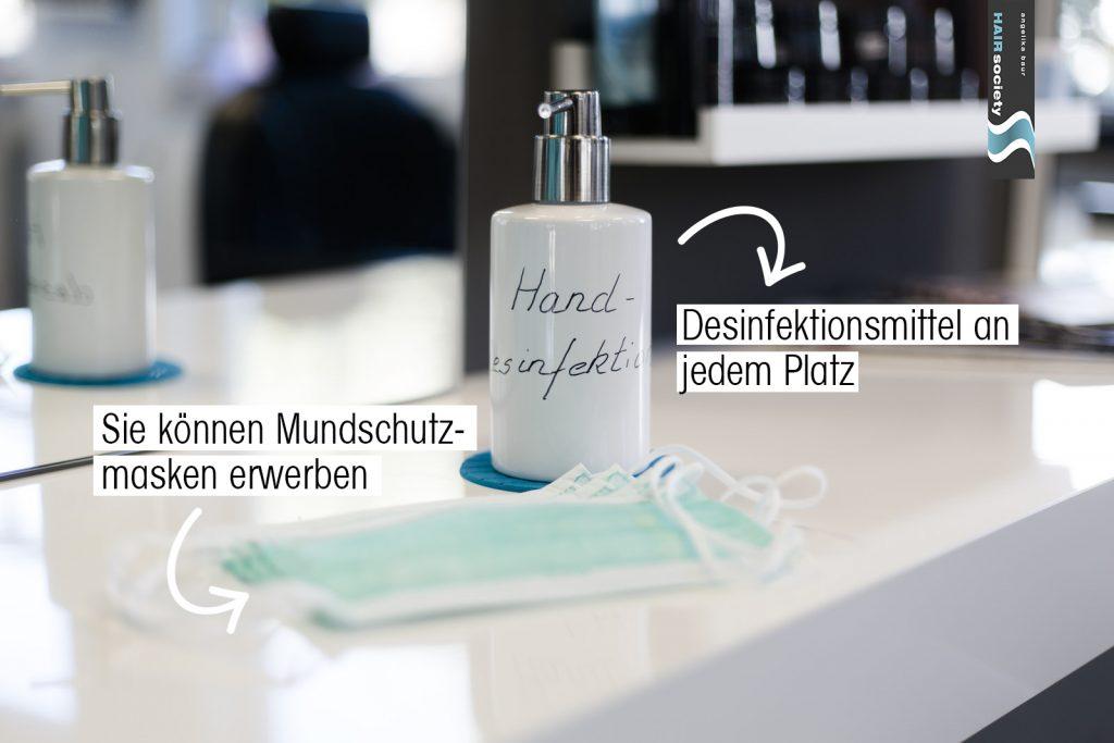 Hygiene am Platz